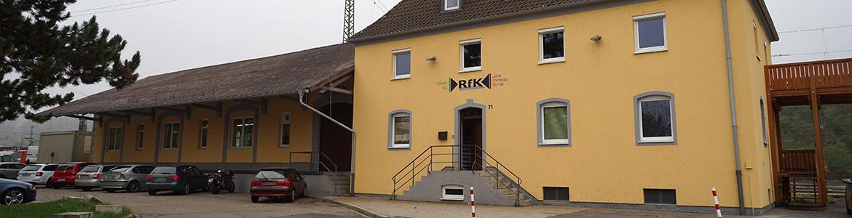 RfK Firmengebäude