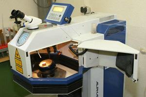 Laserschweisstechnik